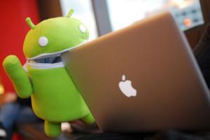Az Android fejlesztés nagymértékű növekedést mutat