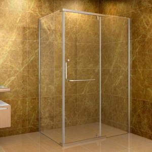 Üveg zuhanyajtó