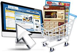 A webáruházban bármit megvásárolhatunk
